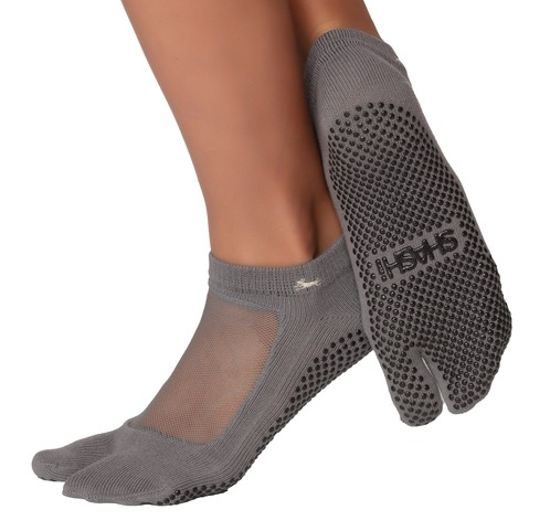 Classic split toe charcoal